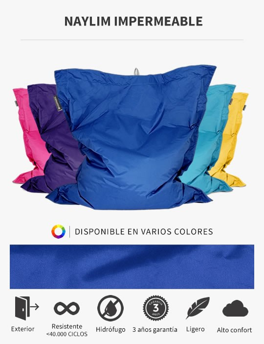 Big Puff Naylim Impermeable