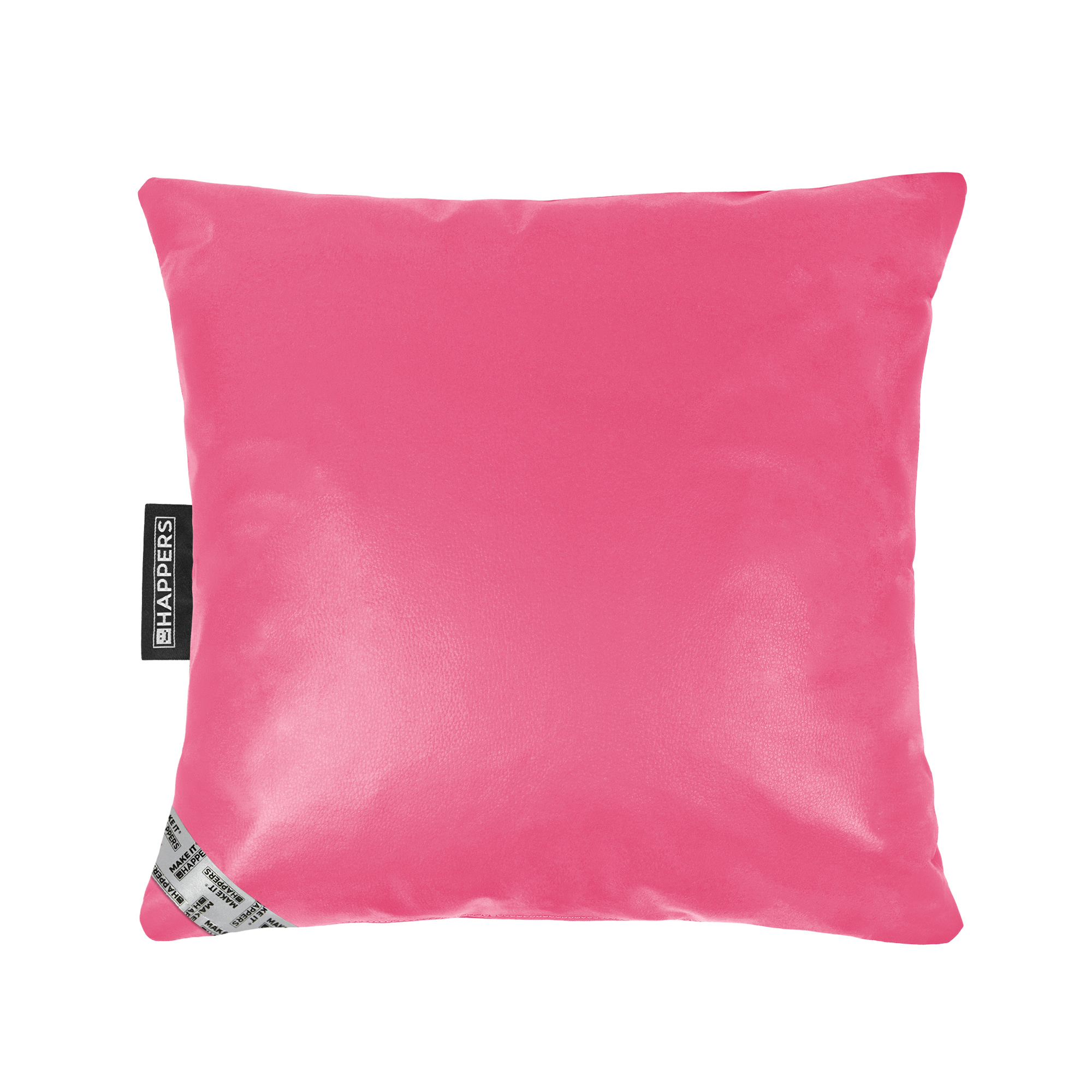 Cojín 45x45 Polipiel Indoor Fucsia Happers | Happers.es
