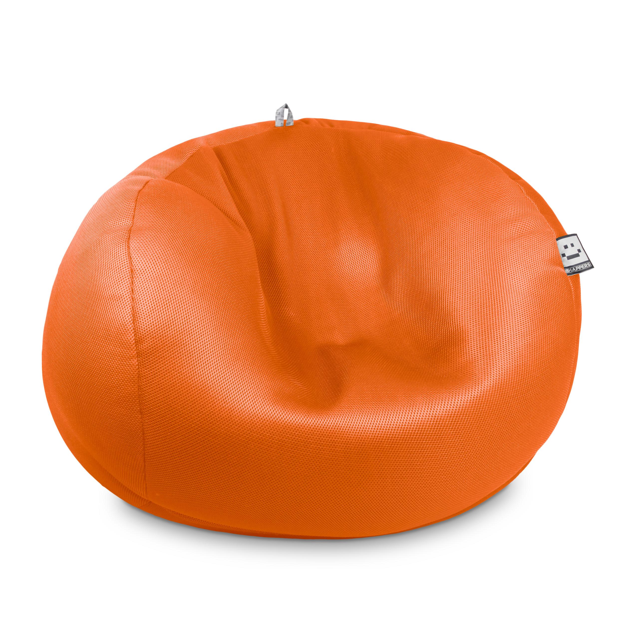 Mega Puff Transpirable 3D Naranja Happers | Happers.es