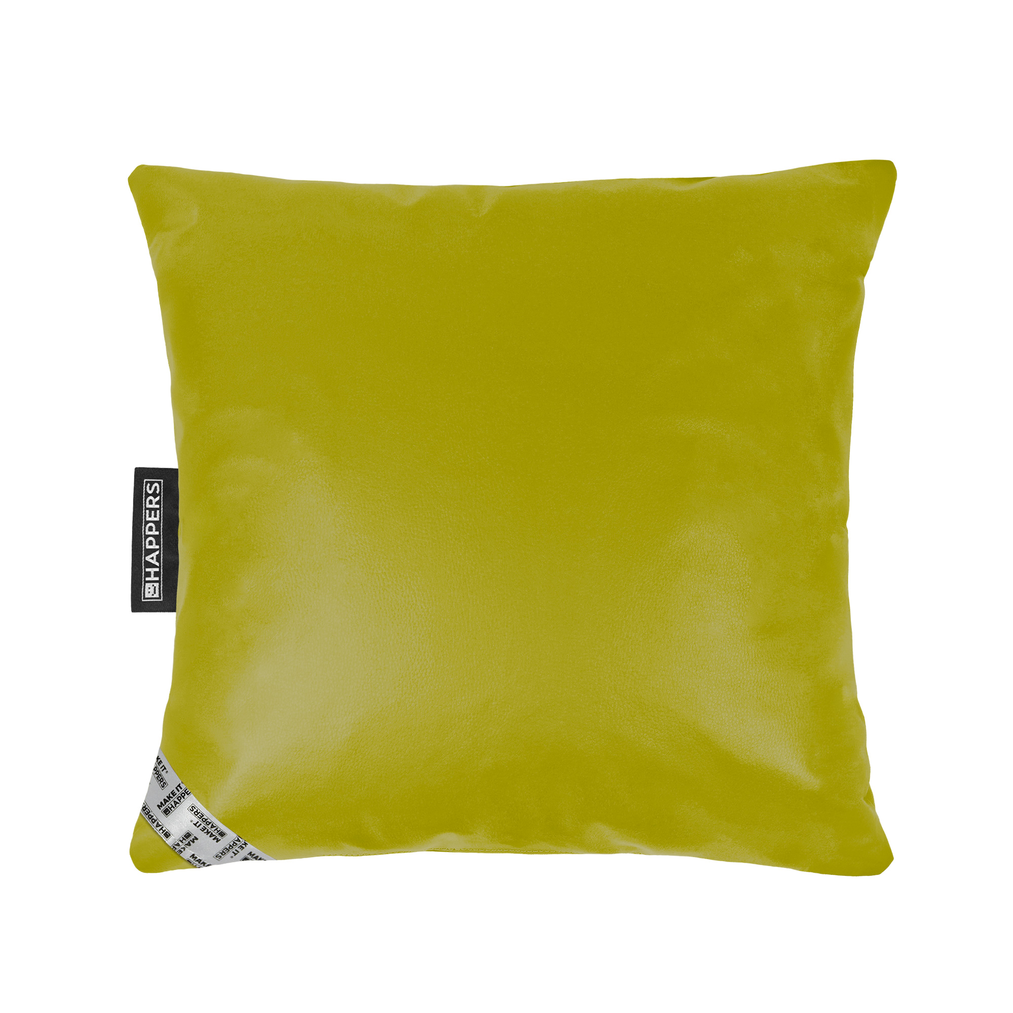Cojín 45x45 Polipiel Indoor Pistacho Happers | Happers.es