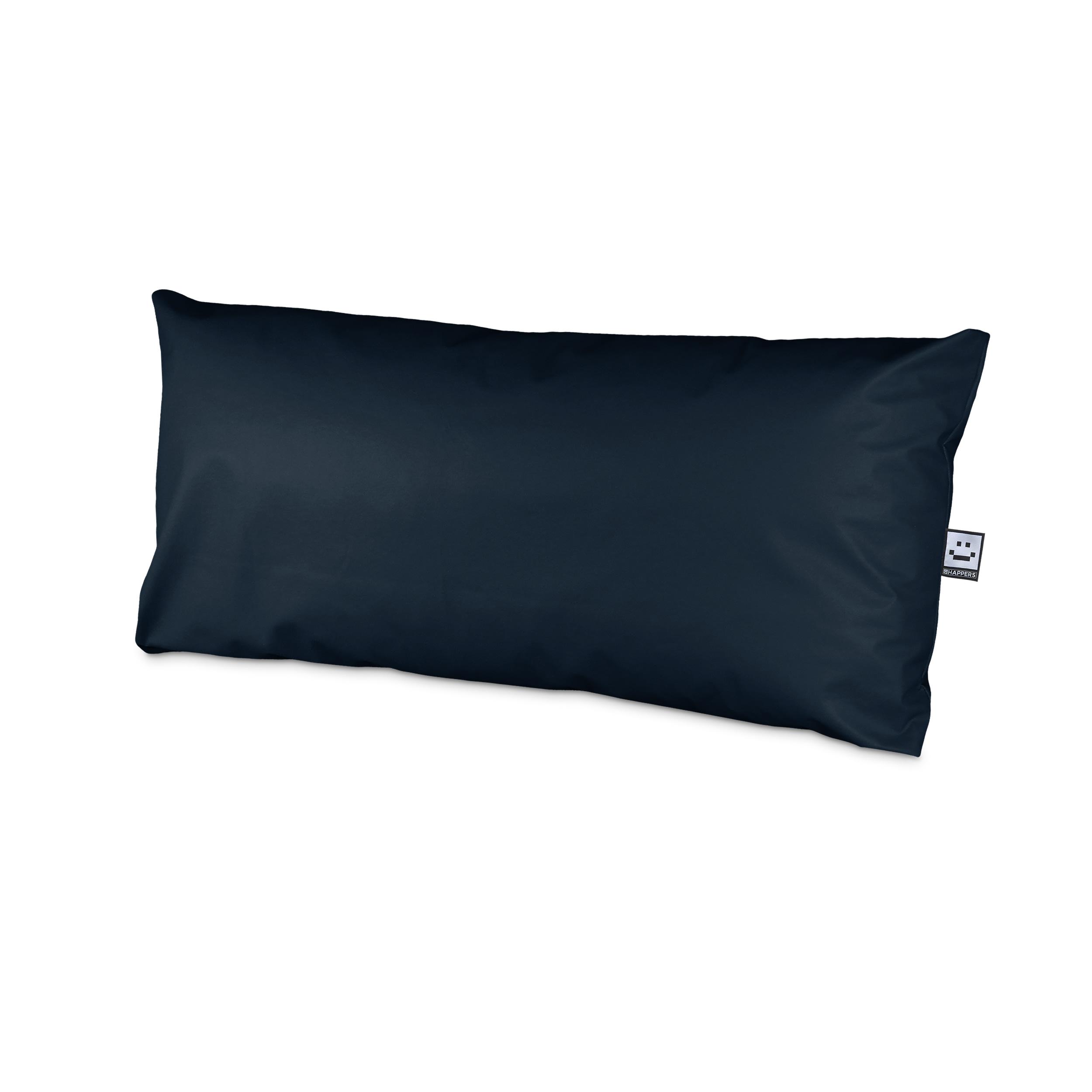 Set de Cojines Impermeables y Desenfundables para Palet en Polipiel Azul Oscuro (1)