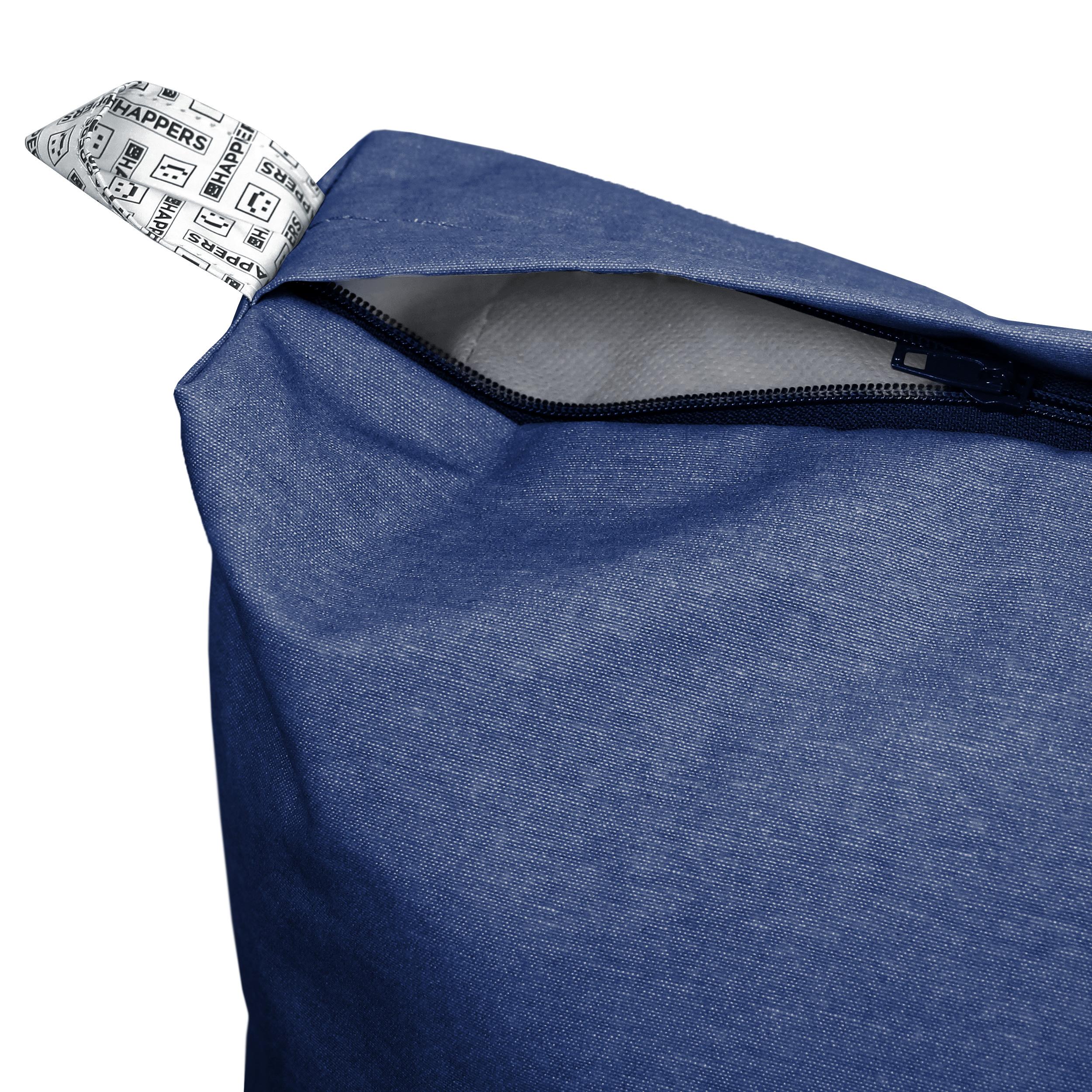 Set de Cojines Impermeables y Desenfundables para Palet en Naylim Mate Azul (3)