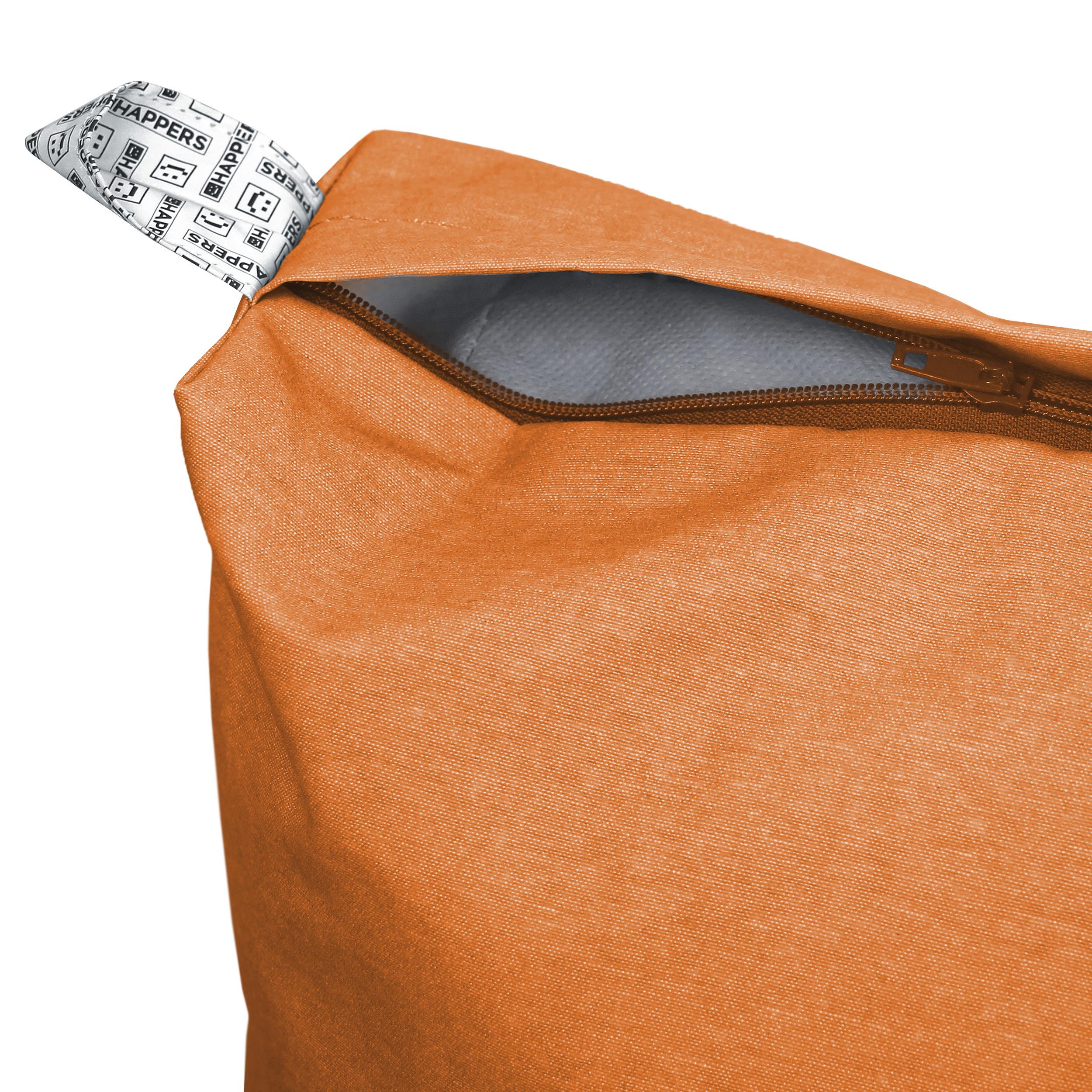 Set de Cojines Impermeables y Desenfundables para Palet en Naylim Mate Naranja (3)