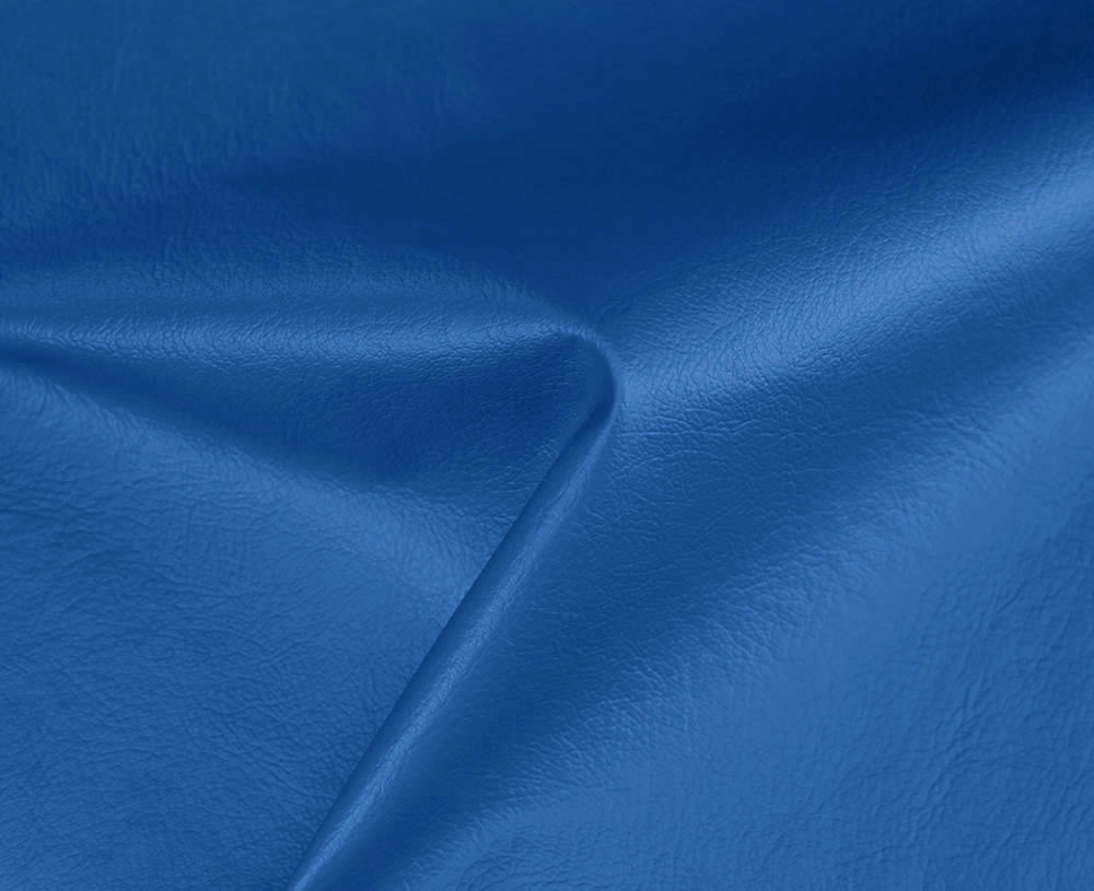 Set de Cojines Impermeables y Desenfundables para Palet en Polipiel Azul (3)