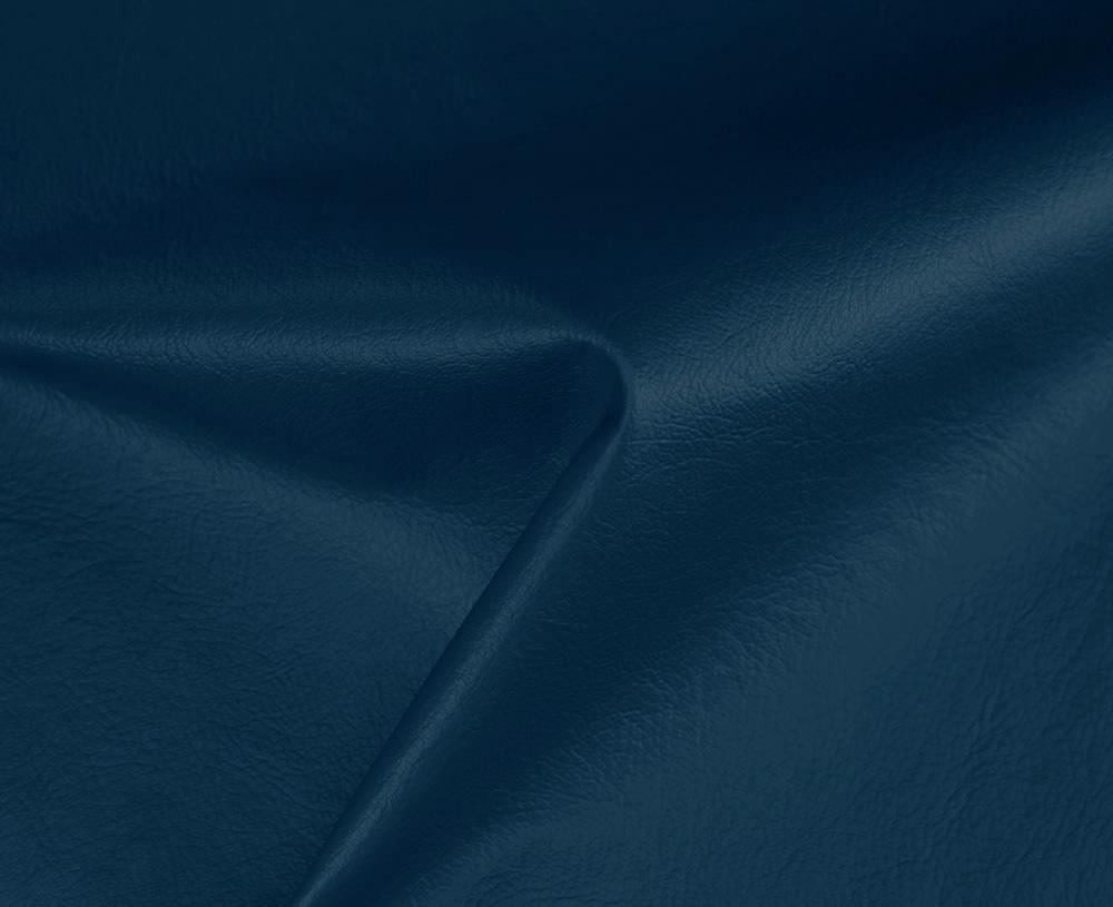 Set de Cojines Impermeables y Desenfundables para Palet en Polipiel Azul Oscuro (3)