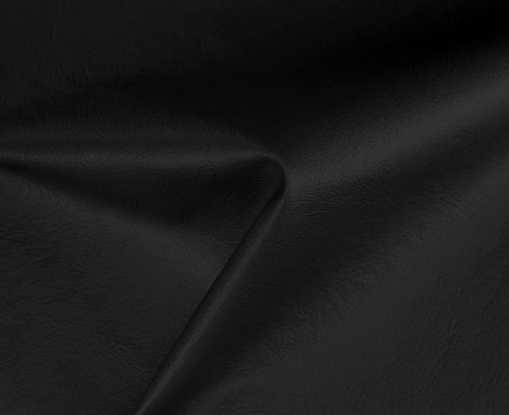 Set de Cojines Impermeables y Desenfundables para Palet en Polipiel Negro (3)