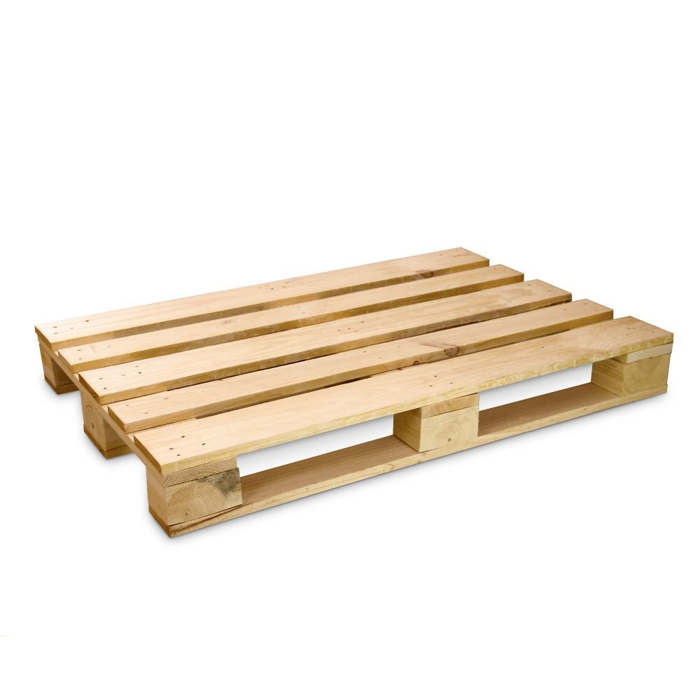 Asiento de Palet para muebles Madera Crudo Natural Happers