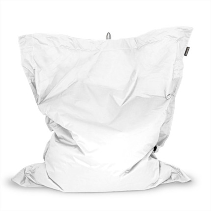 Big Puff Naylim Impermeable Blanco Happers | Happers.es