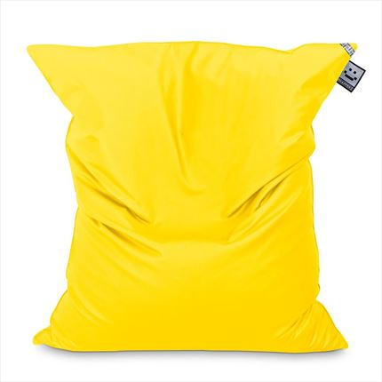 Big Puff Polipiel Indoor Amarillo Happers | Happers.es