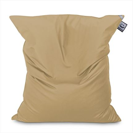 Big Puff Polipiel Indoor Beige Happers | Happers.es
