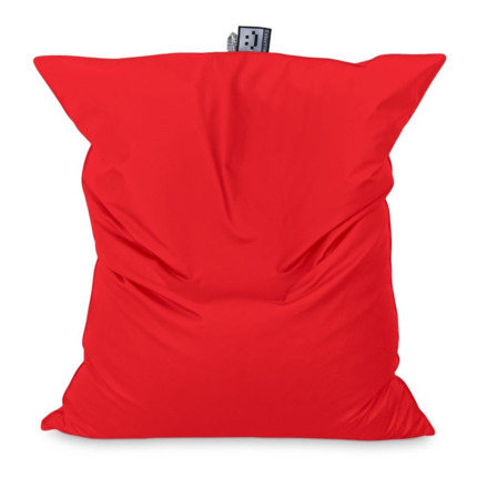 Big Puff Polipiel Indoor Rojo Happers | Happers.es