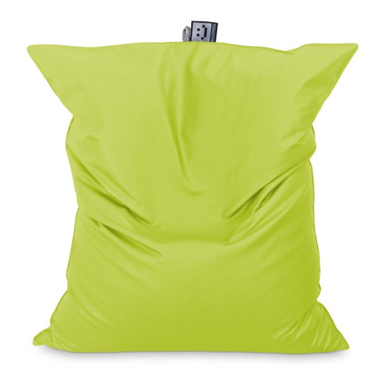Big Puff Polipiel Indoor Verde Happers | Happers.es