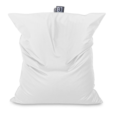 Big Puff Polipiel Outdoor Blanco Happers | Happers.es