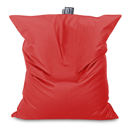 Big Puff Polipiel Outdoor Rojo Happers | Happers.es