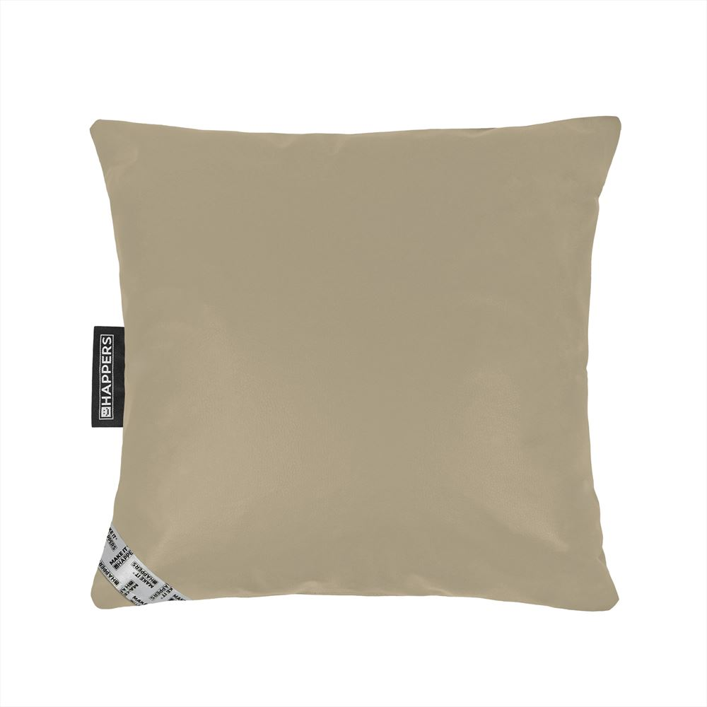 Cojín 45x45 Polipiel Indoor Bison Happers (45x45 - Bison - )