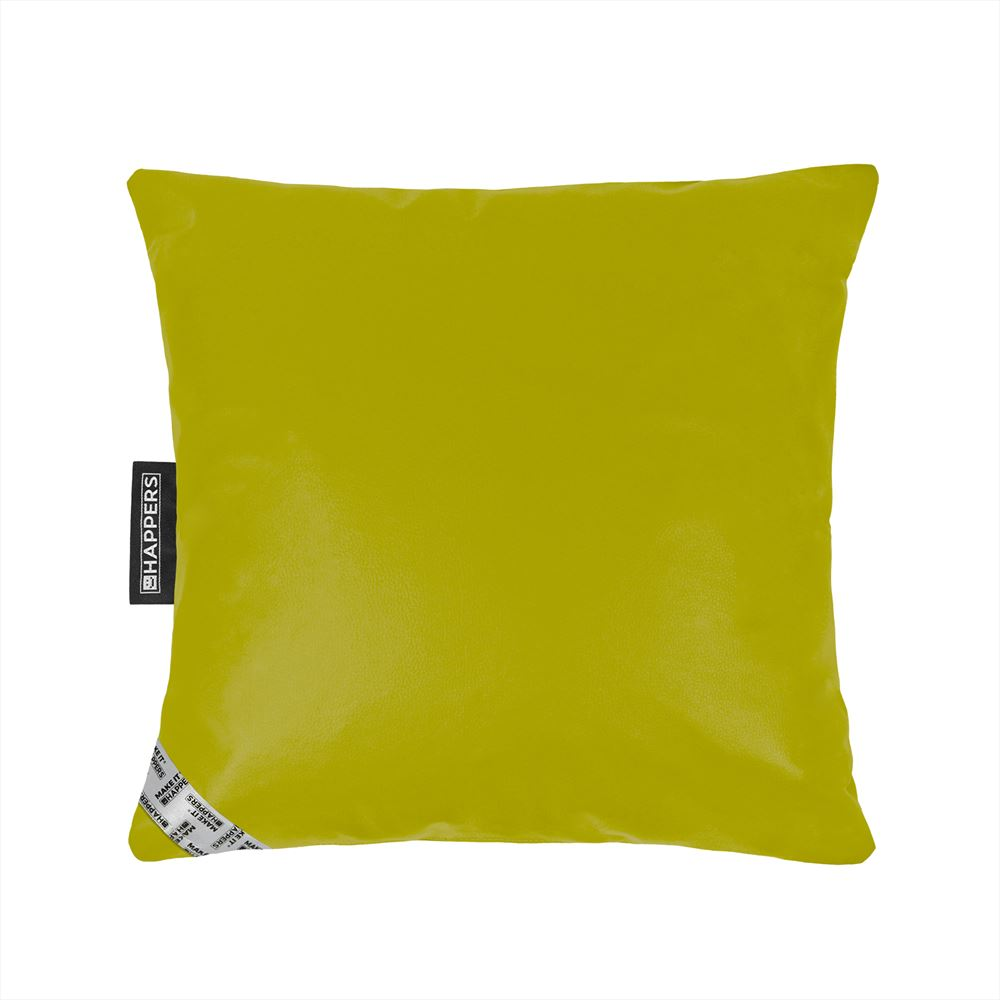 Cojín 50x50 Polipiel Indoor Pistacho Happers (50x50 - Pistacho - )