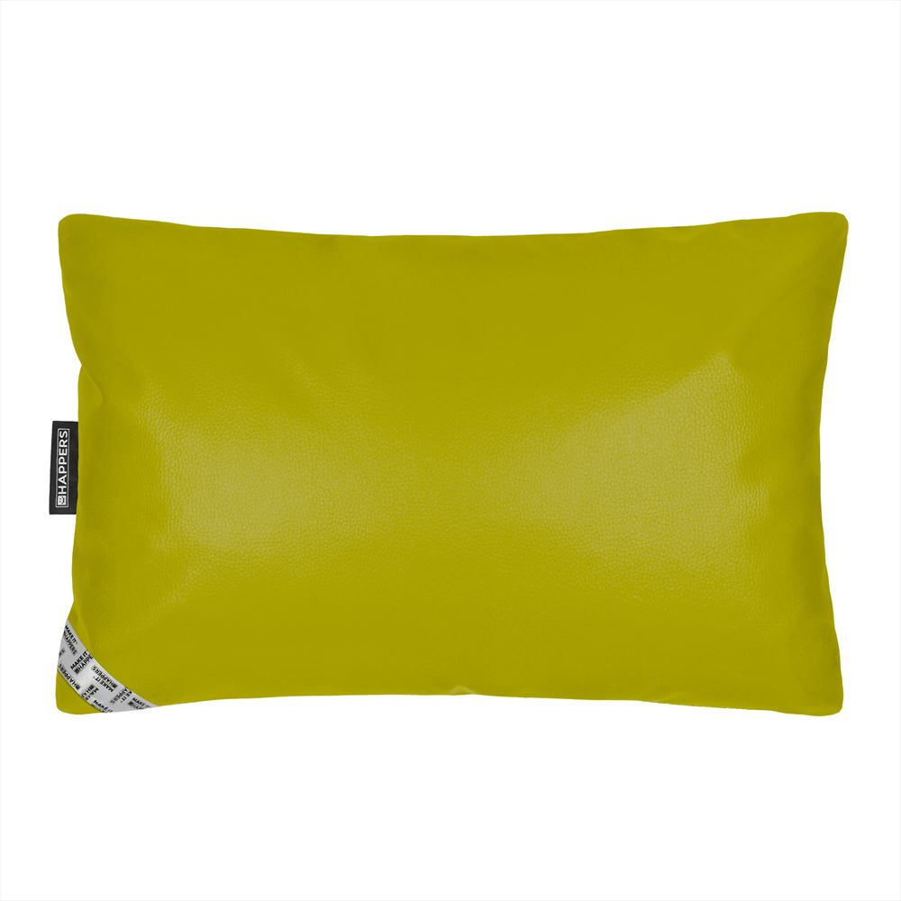 Cojín 60x40 Polipiel Indoor Pistacho Happers (60x40 - Pistacho - )
