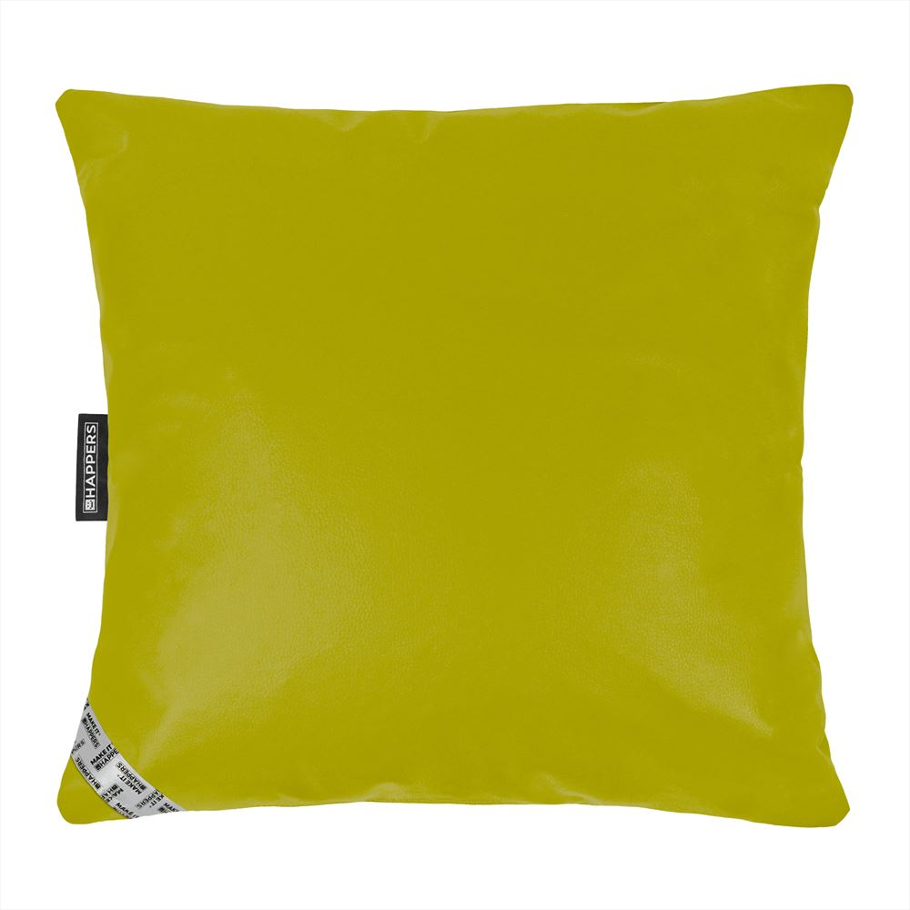 Cojín 60x60 Polipiel Indoor Pistacho Happers (60x60 - Pistacho - )