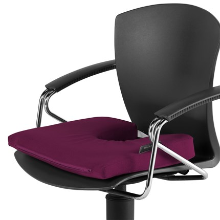 Cojín Office Confort Aquaclean Carabú Morado Happers | Happers.es