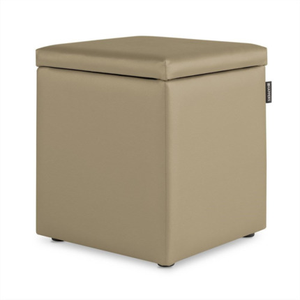 Puff Cubo Arcon Polipiel Indoor Bison Happers | Happers.es