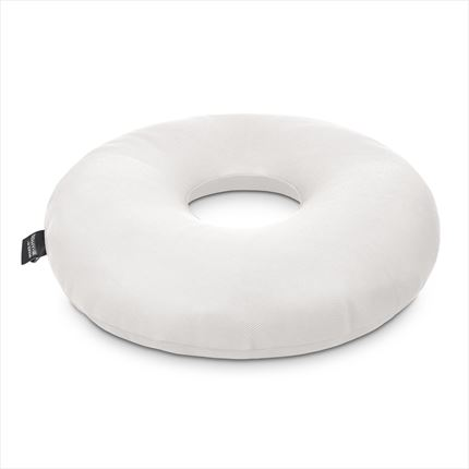 Puff Donut Transpirable 3D Blanco Happers | Happers.es