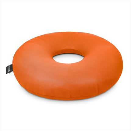 Puff Donut Transpirable 3D Naranja Happers | Happers.es