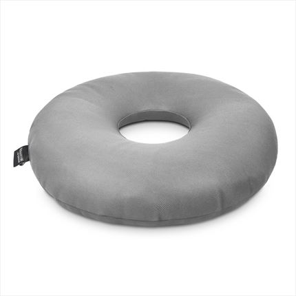 Puff Donut Transpirable 3D Plata Happers | Happers.es