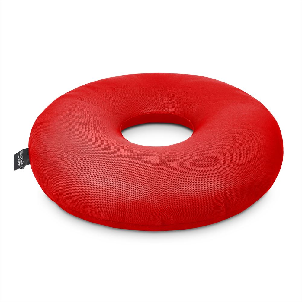 Puff Donut  Transpirable 3D Rojo Happers