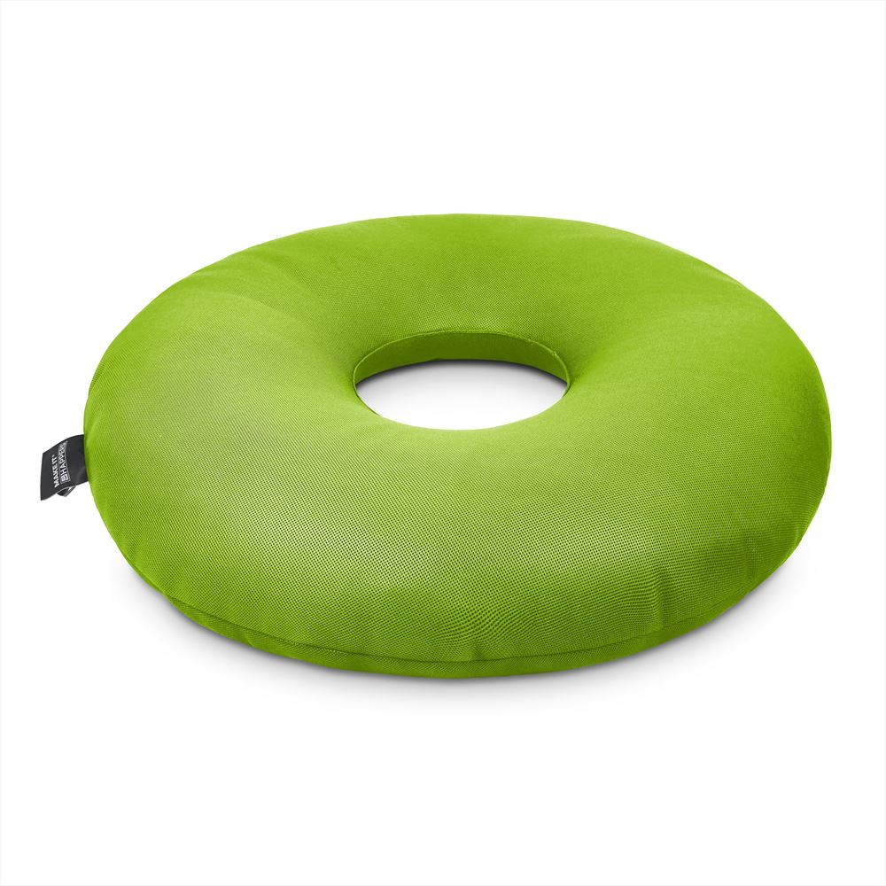 Puff Donut Transpirable 3D Verde Happers