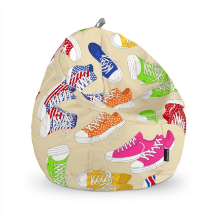 Puff Junior Estampado Zapatillas Happers | Happers.es