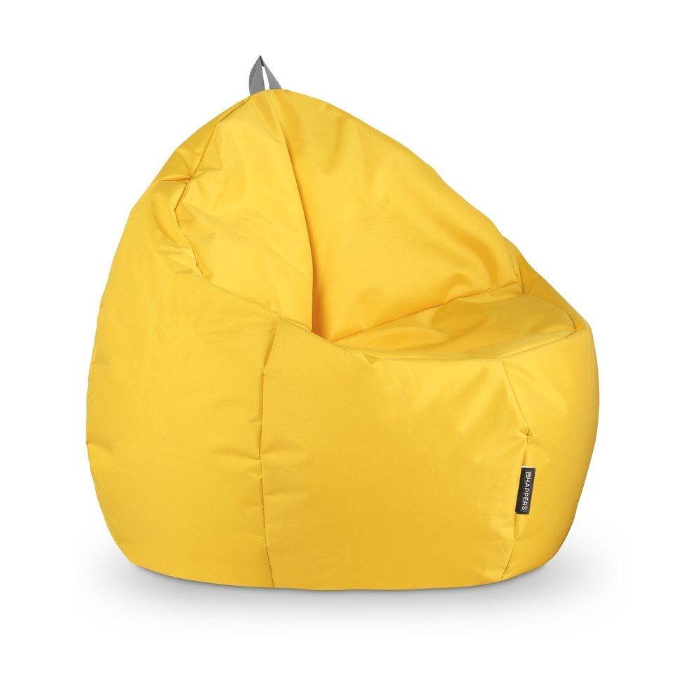 Puff Junior Naylim Impermeable Amarillo Happers