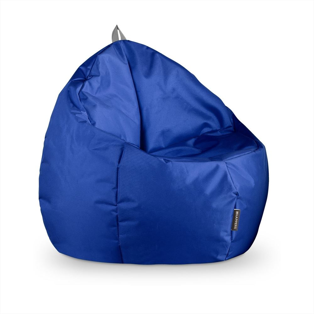 Puff Junior Naylim Impermeable Azul Happers