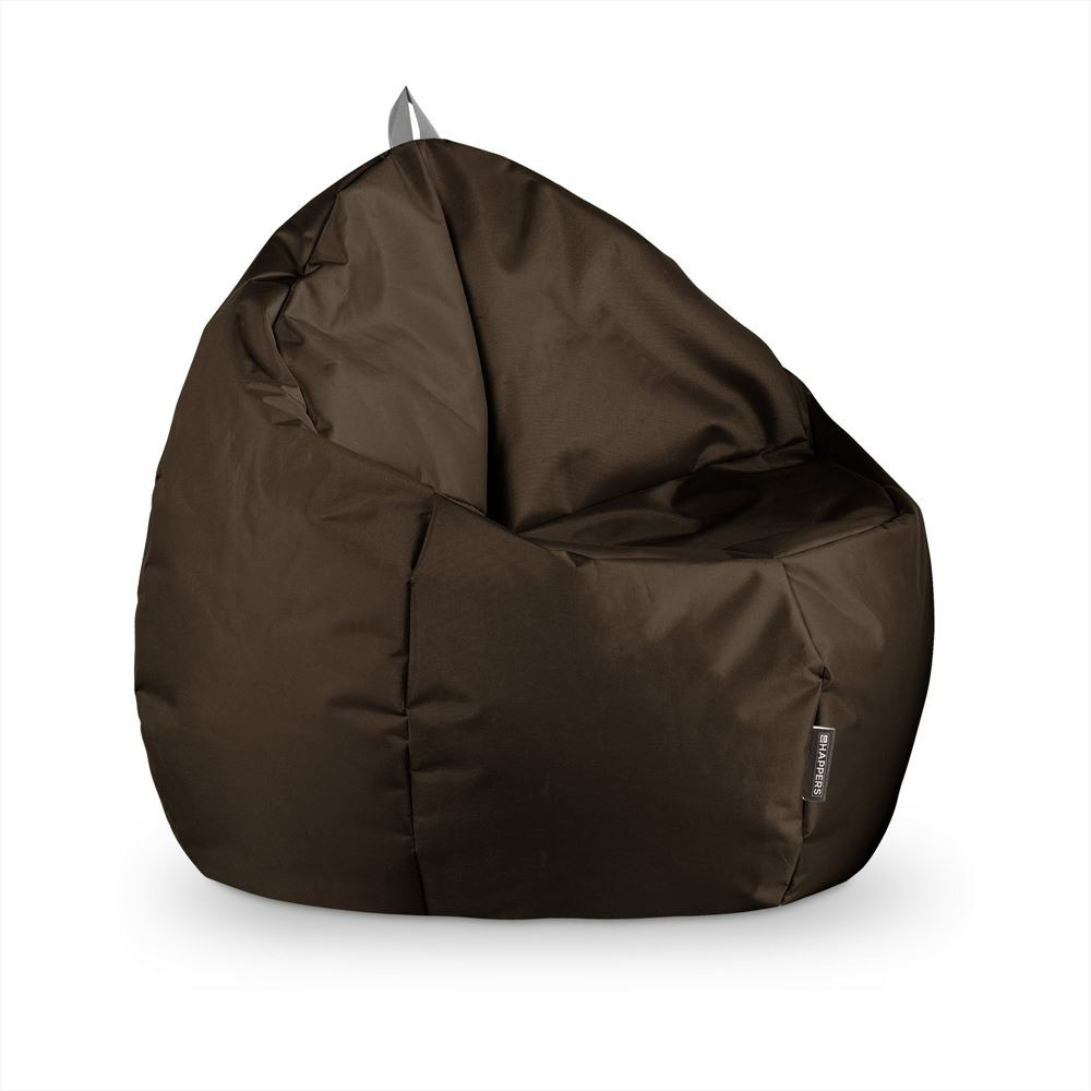 Puff Junior Naylim Impermeable Marrón Happers