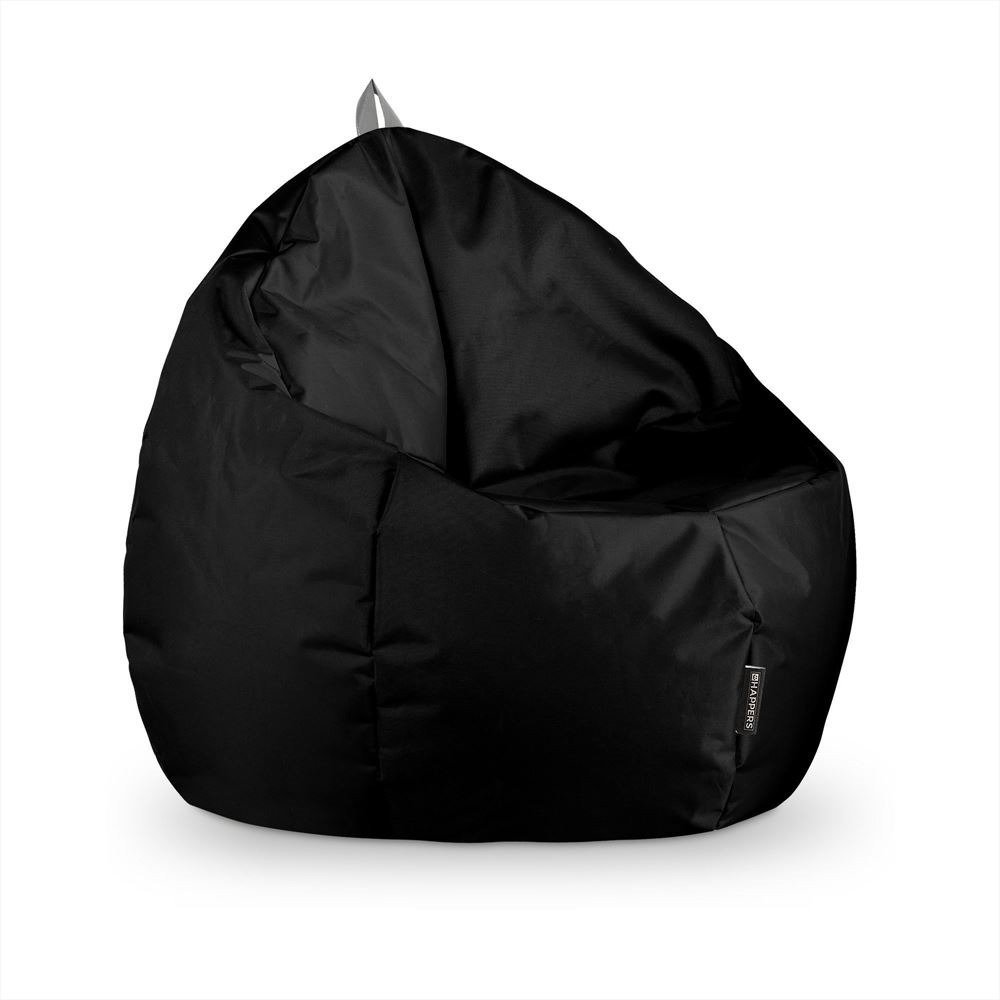 Puff Junior Naylim Impermeable Negro Happers