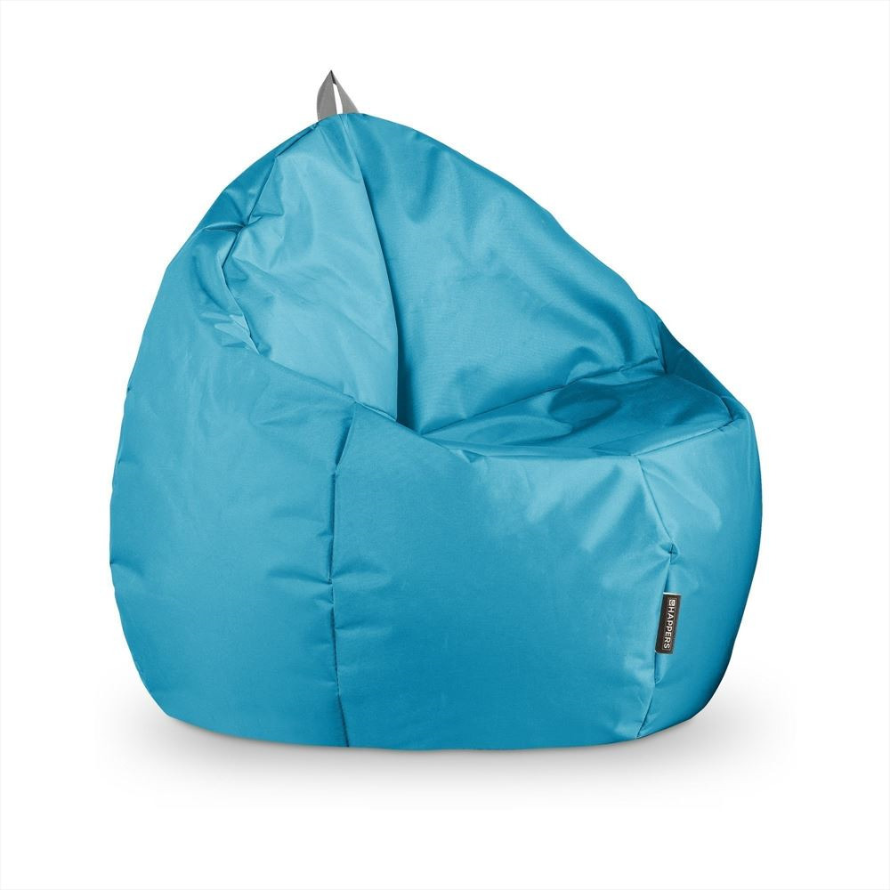 Puff Junior Naylim Impermeable Turquesa Happers