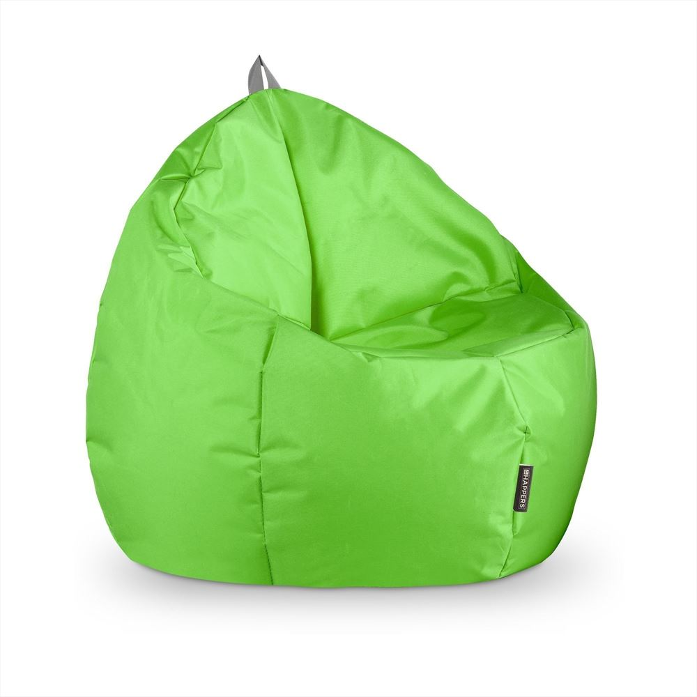 Puff Junior Naylim Impermeable Verde Happers