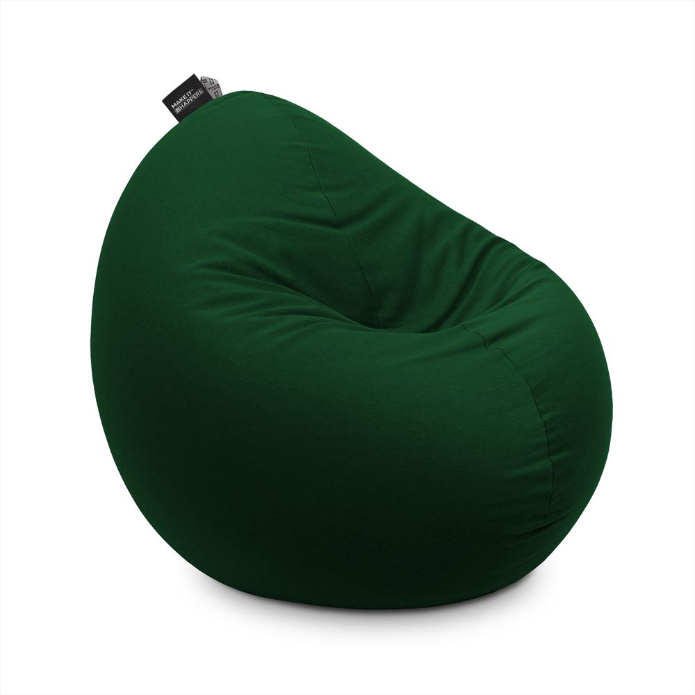 Puff Lavable Comfy Verde Happers