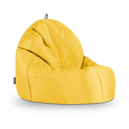 Puff Lounge Naylim Impermeable Amarillo Happers | Happers.es
