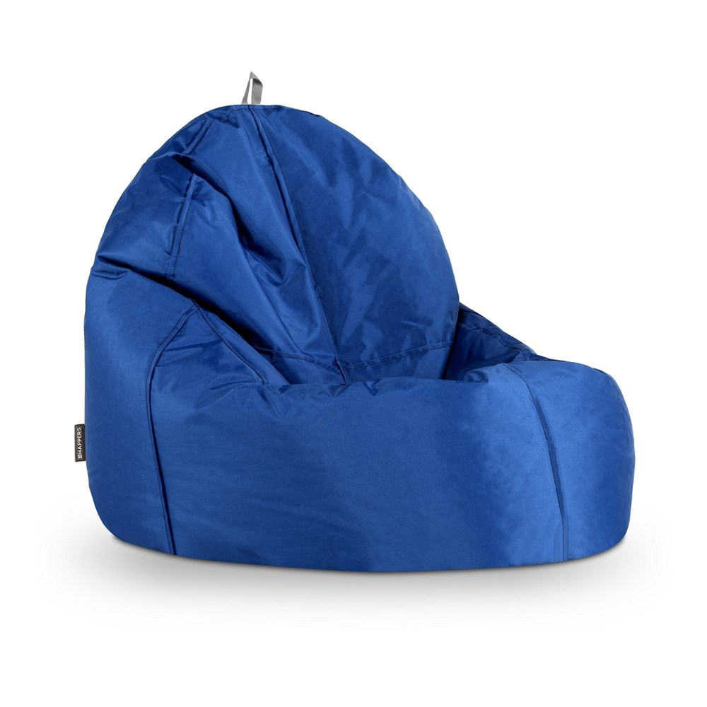 Puff Lounge Naylim Impermeable Azul Happers