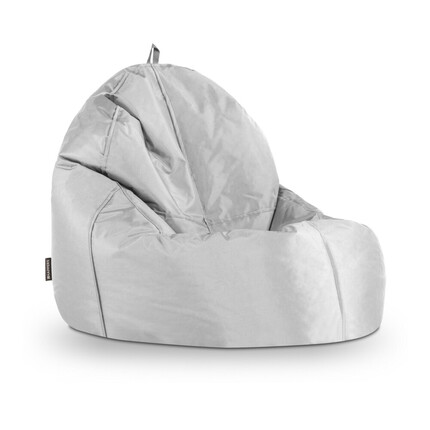 Puff Lounge Naylim Impermeable Gris Happers | Happers.es