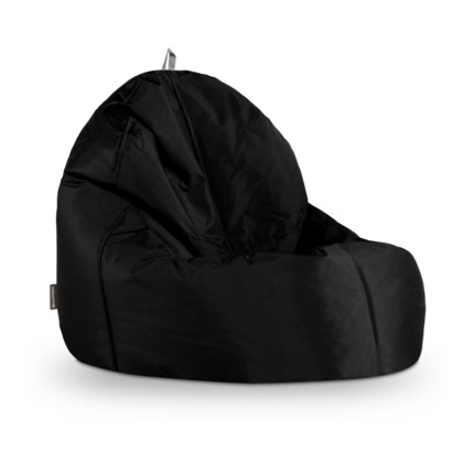 Puff Lounge Naylim Impermeable Negro Happers | Happers.es
