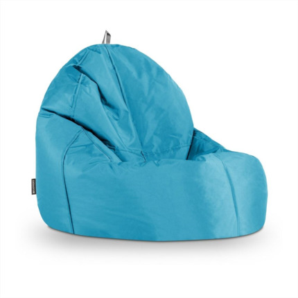 Puff Lounge Naylim Impermeable Turquesa Happers | Happers.es