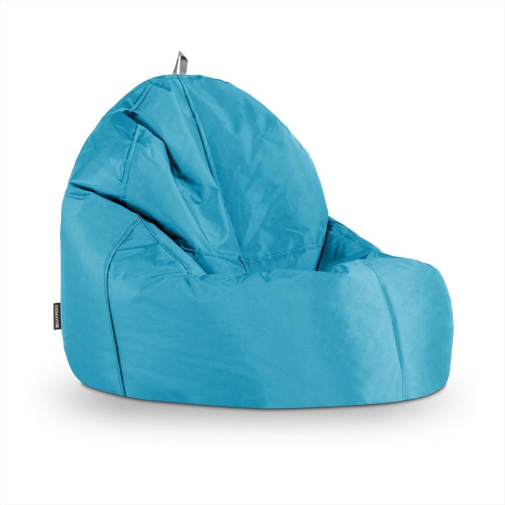 Puff Lounge Naylim Impermeable Turquesa Happers