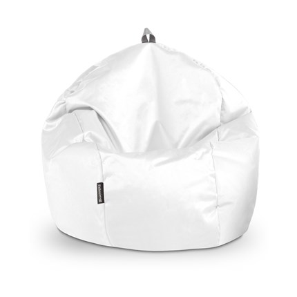 Puff Pelota Naylim Impermeable Blanco Happers | Happers.es