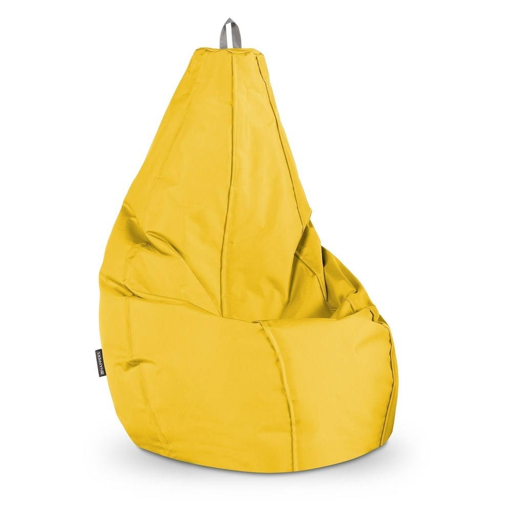 Puff Pera Naylim Impermeable Amarillo Happers