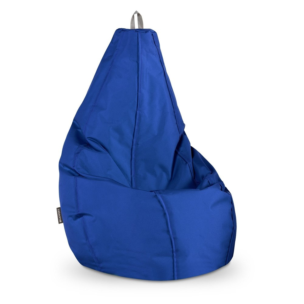 Puff Pera Naylim Impermeable Azul Happers