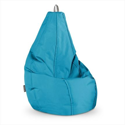 Puff Pera Naylim Impermeable Turquesa Infantil Happers | Happers.es