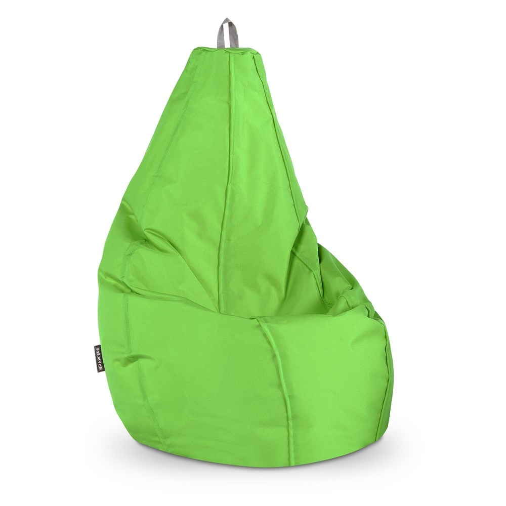 Puff Pera Naylim Impermeable Verde Happers
