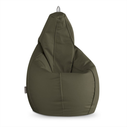 Puff Pera Polipiel Indoor Taupe Infantil Happers | Happers.es