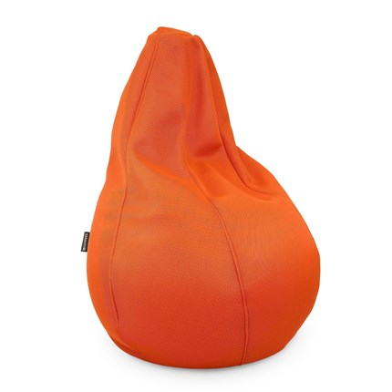 Puff Pera Transpirable 3D Naranja XL Happers | Happers.es